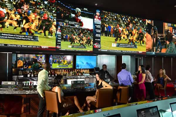 Casino Race Sports