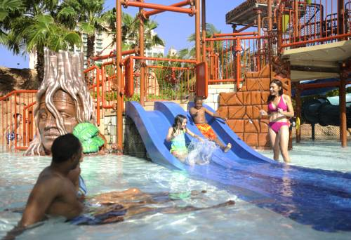 Royal Towers Water slides