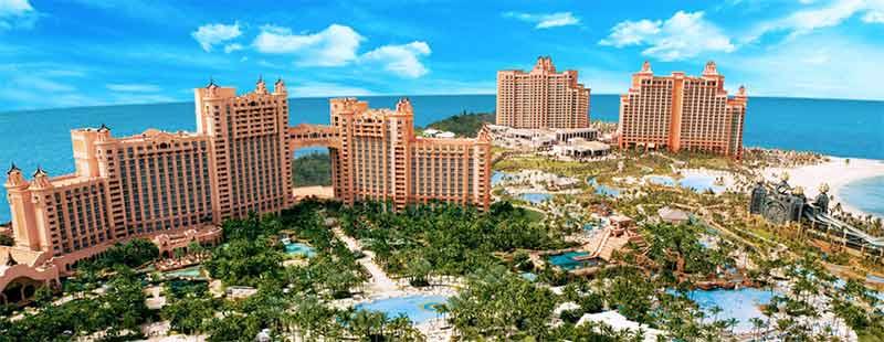 Atlantis, Nassau, Paradise Island, Bahamas Today 2