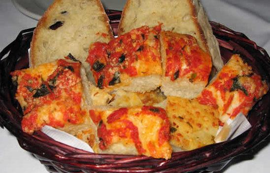 Carmine's bread